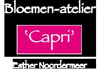 Capri bloemen Logo